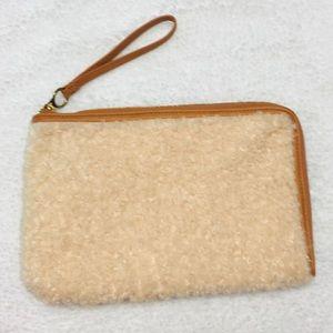 Zip pouch NWOT